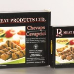 Website Pork and Beef Chevap - 1.1 and 3 kg. carton
